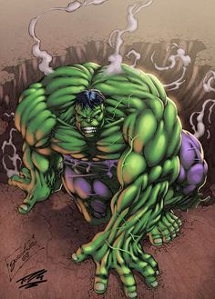 #Hulk #Fan #Art. (Hulk Commission) By: Nubry. (THE * 3 * STÅR * ÅWARD OF: AW YEAH, IT'S MAJOR ÅWESOMENESS!!!™)[THANK Ü 4 PINNING!!!<·><]<©>ÅÅÅ+(OB4E)