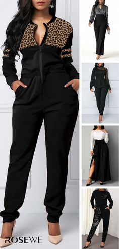 jumpsuits For Women Pretty Outfits, Stylish Outfits, Beautiful Outfits, Fall Outfits, Cute Outfits, Athleisure, Blue Chiffon Dresses, Casual Dresses, Fashion Dresses