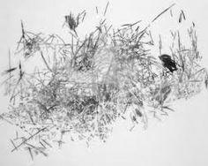 dessin encre de chine recouvert de paraffine  réalisé par Isabelle Bonté-Hessed2