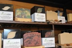 Custom Soap Boxes for Simply Eden