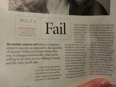 Rule 4: Fail