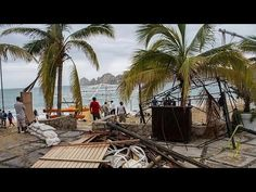 09/07/2016 - Hurricane Newton proves deadly for Mexico - YouTube