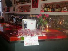 More decorations for my friend Jamie's Be The Match Leukemia Fundraiser