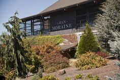 Gran Moraine Winery (OR) Oregon Wine Country, Cabin, House Styles, Outdoor Decor, Travel, Home Decor, Voyage, Homemade Home Decor, Cabins
