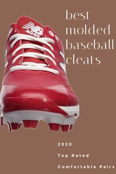 Looking for the best mens molded baseball cleats for the 2020 season? It's always nice to find the top rated and most comfortable cleats but also not break the bank. You will find exactly this criteria on this page newly updated for Baseball Videos, Baseball Tips, Funny Baseball, Funny Soccer, Snowboard Girl, Girls Football Boots, Baseball Equipment, Skateboard Girl, Baseball Cleats