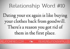 Relationship word