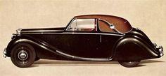 1950 Jaguar MK 5 3.5 Litre Drophead Coupe