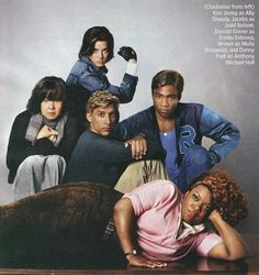 A Breakfast Club Community. This is hilarious.