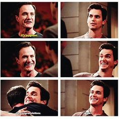Neal and Peter. White Collar.