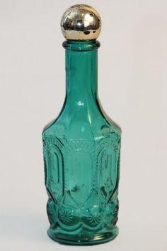 Avon Piano Bottle, Decantor, Dark