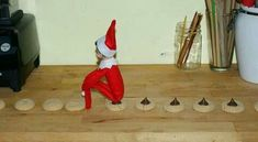 Elf on the Shelf- best one.