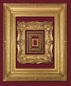 American Henry Hudson School Frame - 19th Century  Louis XV - 18th Century - Spanish - 17th Century - Italian Florentine - 18th Century