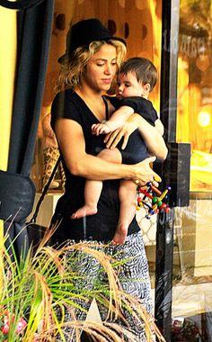 Shakira & Baby And More!