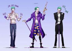 Joker Batman, Gotham Batman, Joker Art, Joker Meme, Funny Joker, Spawn Comics, Marvel Dc Comics, Comic Collage, Face Anime