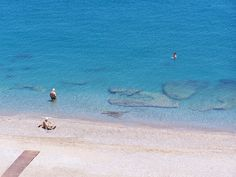 Kalithea Beach, Rhodes, Greece. Highly recommend it. Just got back from it.