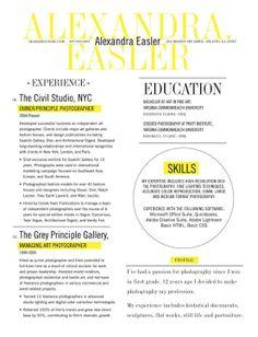 56 best resume styles images on pinterest resume styles design