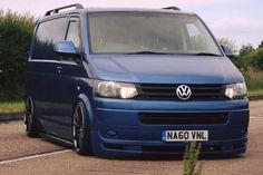 Vw Transporter Van, Vw Caravelle, T5 Camper, Aston Martin Cars, Cool Vans, Air Ride, Volkswagen Bus, Mk1, Lowrider