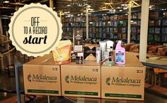 Melaleuca's Peak Performance Pack and our recently introduced new products are propelling our company to its best month in our 30-year history! Melaleuca's coffee, nutrition, essential oils and cleaning products are flying off the shelves at rates far higher than our most lofty projections causing us to run our facilities day and night to keep up with demand. A big THANK YOU to our loyal customers and our tremendous leaders for creating what is becoming a marketing revolution!