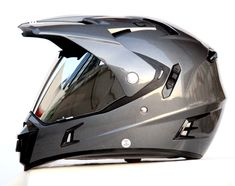 MASEI GRAY 311 ATV MOTOCROSS MOTORCYCLE ICON KTM HELMET