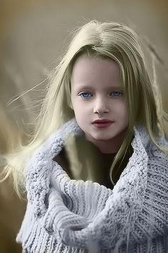 Amazing child faces