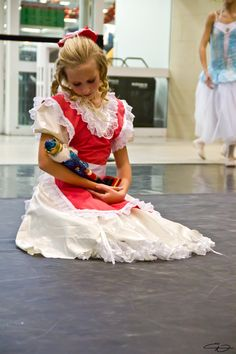 The Nutcracker Ballet, Clara I think every  little girl wanted to be clara!