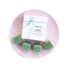 The perfect Matcha gift. Cold Process Soap, Bath Time, Matcha, Finding Yourself, Gifts, Presents, Favors, Gift