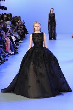 GOWN - Elie Saab Haute Couture S/S 2014