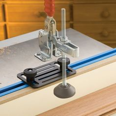Toggle Clamp Mounting Plate