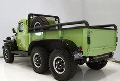Dodge Power Wagon 6x6 For Sale