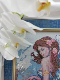 Embroidery Embroidery, Tableware, Dinnerware, Dishes, Drawn Thread, Cut Work, Needlepoint, Stitch, Needlework