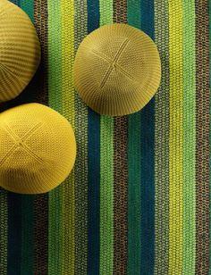 Striped #rug HAPPY by Kasthall | #design Gunilla Lagerhem Ullberg @KasthallUSA
