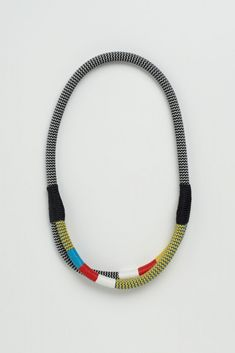 Pichulik Double African Ndebele Necklace