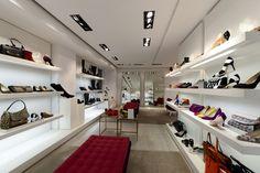 Foto de L.K. Bennett boutique en Madrid con Nieves Alvarez (3/22)