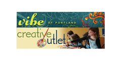 Vibe of Portland - Offers its Creative Outlet Art Studio space for children's birthday parties! Their art studio is already set up beautifully to handle a large group of children and will make your child's birthday a memorable one.