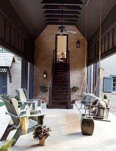 loggia porch by mcalpine tankersley