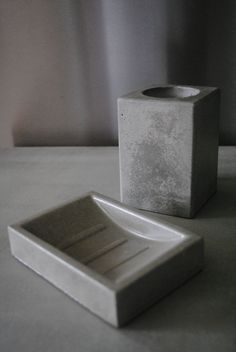 Bath set | Product design | Concrete product design | Concrete design | Beton design | Betonlook | www.eurocol.com