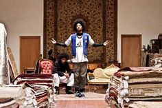 Les Twins from France- a new style of Hip hop- they use all styles yet change the timing. . .