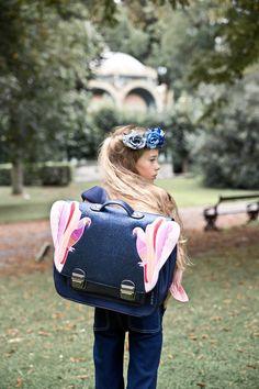 c1ab1c8cce16b Back To School fashion kids bag. Jeune Premier ...