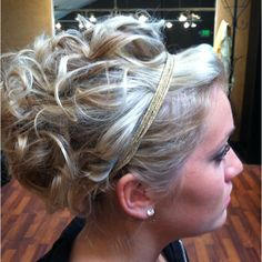 Prom hair;)