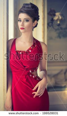 Red Dress Stockfotos, Red Dress Stockfotografie, Red Dress Stockbilder : Shutterstock.com