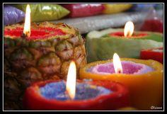 Cómo darle una nueva vida a tus velas usadas