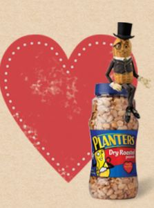$1/1 Planters Peanuts Coupon No Size Restrictions! (Facebook)