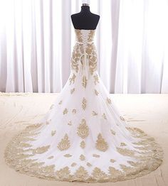 Dressylady Women's Embroidered Appliques Long Mermaid Formal Evening Prom Dress…