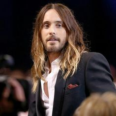 Jared Leto just oozes HOT!