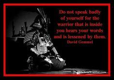 Do Not Speak Badly