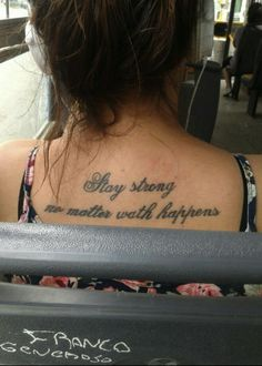 You never expect spelling mistake on a permanent tattoo, those stick with you forever. Unfortunately, as these hilarious tattoo pictures prove, many tattoo artists did not bother doing a spell check before inking their hapless clients. Girl Back Tattoos, Bad Tattoos, Funny Tattoos, Worst Tattoos, Tattoos Gone Wrong, Terrible Tattoos, Amazing Tattoos, Funny Images, Funny Photos