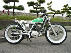 平和モーターサイクル - HEIWA MOTORCYCLE - | NX125 (HONDA)