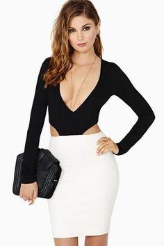 Nasty Gal Secret Crush Dress