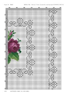 Cross Stitching, Cross Stitch Embroidery, Cross Stitch Patterns, Stitch 2, Vintage Patterns, Design Elements, Hand Sewing, Needlework, Diy And Crafts