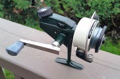 made in sweden -very good condition -includes original spool -classic! search; spinning reel, crack, cardinal 3, cardinal 4, vintage, collector, fishing, free, float fishing, float reel, bass, walleye, pike, steelhead, trout